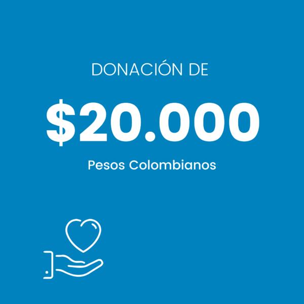Fundación busca donación