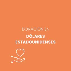 Donaciones desde el exterior