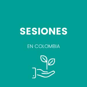Sesiones en Colombia