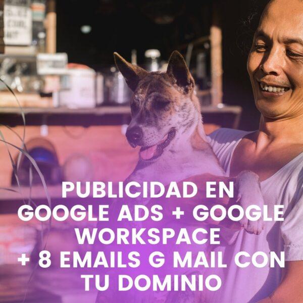 fundacion google publicidad workspace email dominio